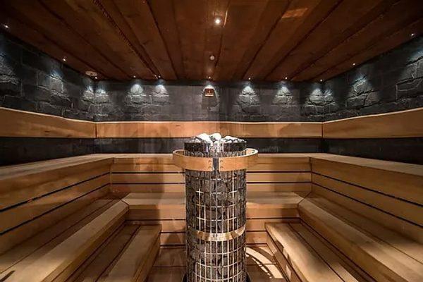 CoSpace sauna