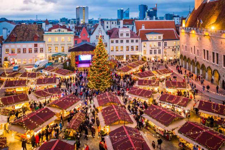 Tallinna Joulumarkkinat