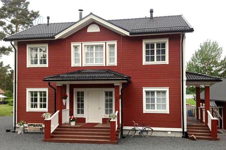 Porvoon huvilat Eriksberg