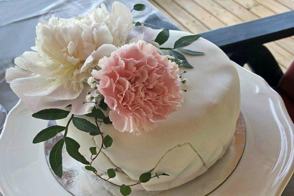 Porvoon huvilat kakku
