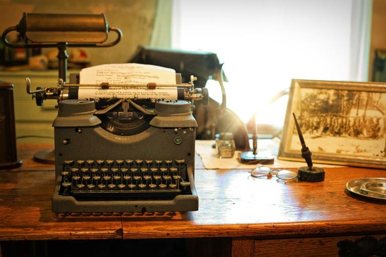 Kirjailijaelämää Porvoossa